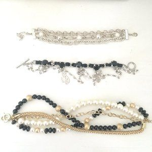 Dressy Bracelet Bundle of Three